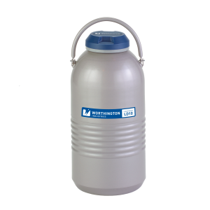 Flüssigstickstoff-Lagerbehälter