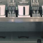 Filtertisch für die Eluatherstellung