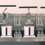 Filtertisch für die Eluatherstellung – Eluat XP4